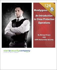 Bodyguard Contract Private Investigation