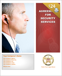 start a security company license contracts proposals insurance